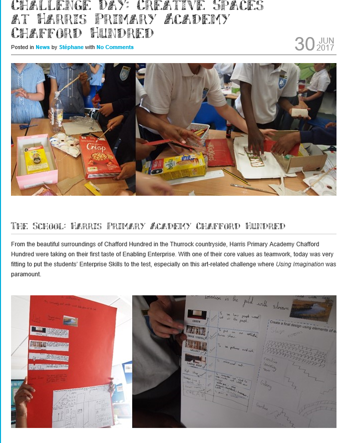 Enterprise Day Activities p1