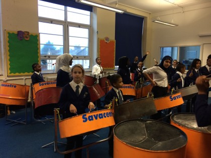Steel Pans Club