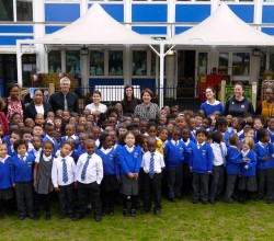 Outstanding Ofsted Harris Primary Free School Peckham