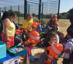 Our first Summer Family Funday a Roaring Success!