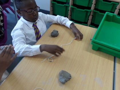 Year 3 Stoneage Hook Day- Autu...