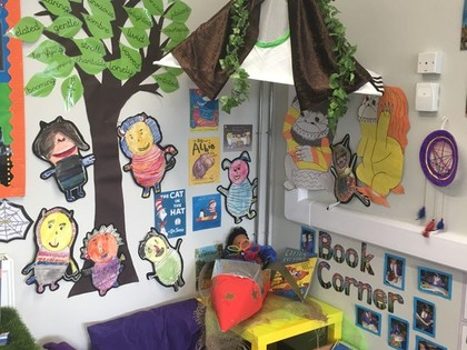 Year 1 Learning Environments M...