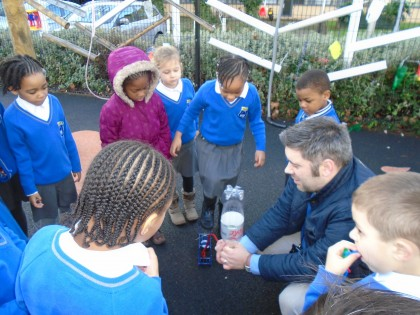 Year 1 Wow Day: Blast Off - A...