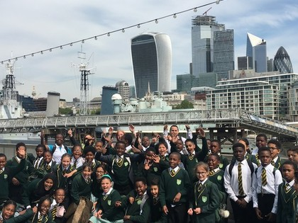 Year 5 Trip to HMS Belfast 201...