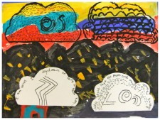 Yr 5 Skyscapes10 - Kelves