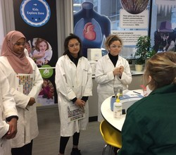 Year 12 Scientists have a glimpse of University Life at Imperial