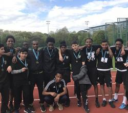 Students Secure Second Place at Wandsworth Athletics Championships
