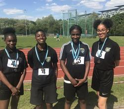 Year 7 & 8 Wandsworth Athletics Results