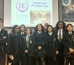 Year 9 Start Three-Year Harris Experience Programme