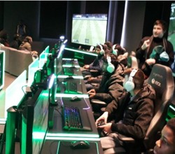 XBox Coders Show Off Skills at Microsoft Flagship Store