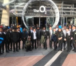 Sports Credit Rewards Trip to O2 Tennis Finals