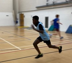 Wandsworth Indoor Athletics – Year 7 & 8 - Report
