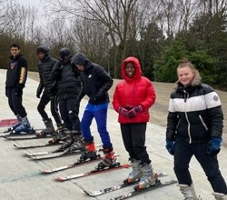 CTEC Sport Students Visit to Chatham Ski Centre
