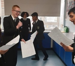 90-Second Pitches During Careers Day for Year 9