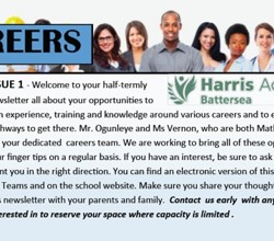 Careers Corners Newsletters - Issue 1
