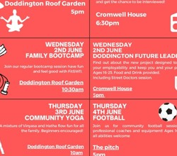 Free Half Term Activities - From The Foundation
