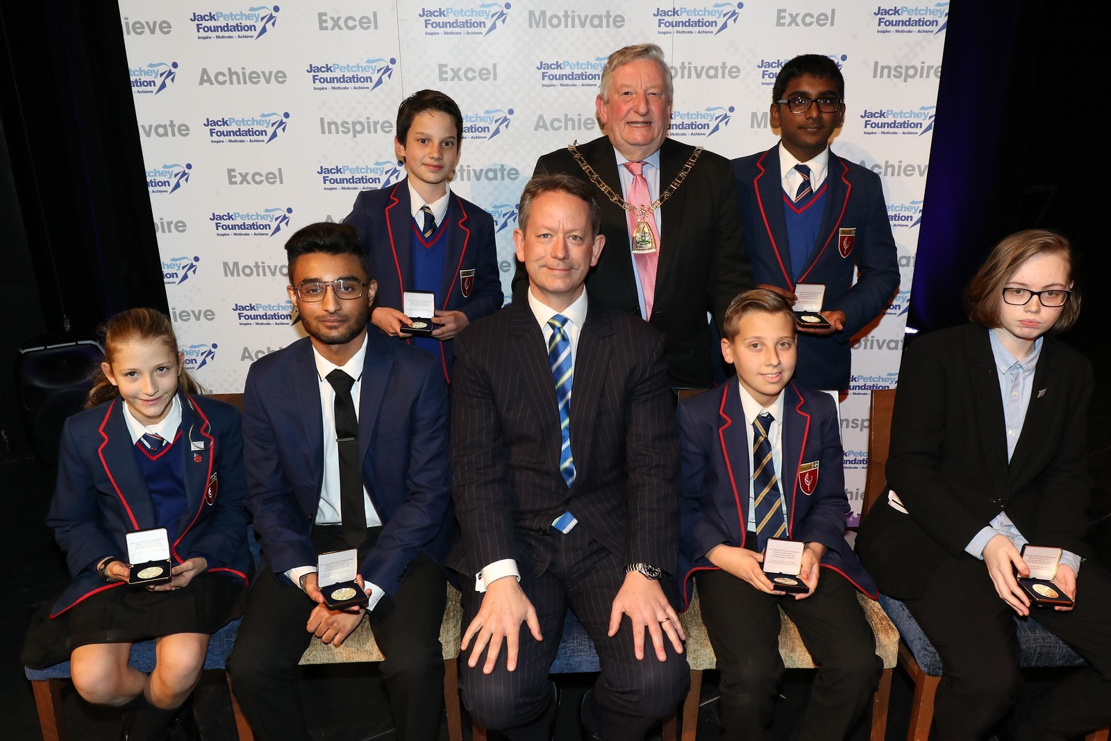 JACK PETCHEY AWARD NIGHT   NOV 2019