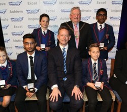 Jack Petchey Awards Night Honours Students