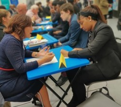 Careers Speed Networking Event Inspires Year 13