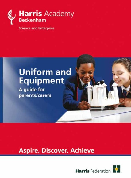 Uniform leaflet