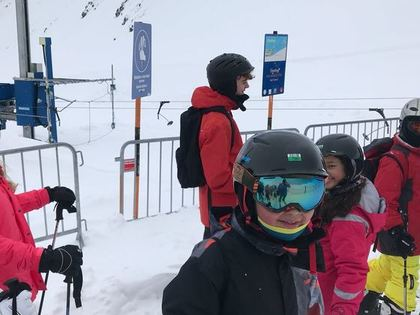 HABE Skiing Trip - Easter 2018