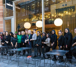 Feminist Society Hosts Supper Club on Bankside