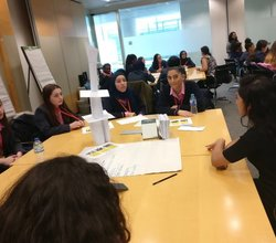 City Employability Workshop for HAB Girls