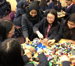Lego Workshop Inspires Problem-Solving Through Technology