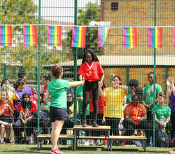 HAB Sports Day Celebrates Pride