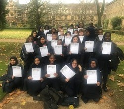 Year 8 Visit Pembroke College, Cambridge