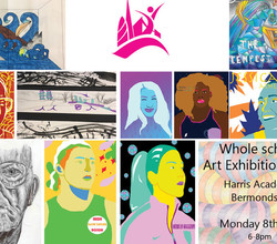 Whole School Art Exhibition, Monday 8th July