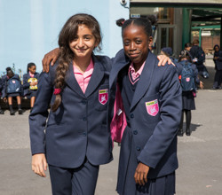 Hello Year 7 - Pictures from Your First Day