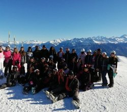 Ski Trip 2020 - Lots of Pictures to Enjoy!