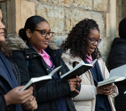 Young Poets Perform at Tower of London