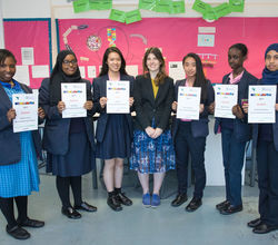 National Biology Competition Success for HAB Girls