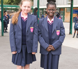 A Big Welcome to our Year 7s - We're Proud of You