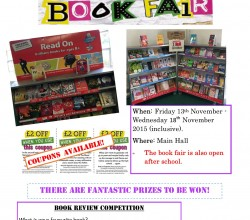 Book Fair at HGABR