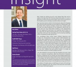 Latest Insight Magazine - Autumn 2015