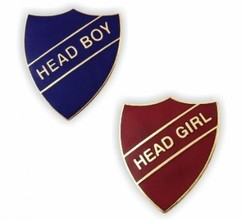 Head Girl and Head Boy Announced!