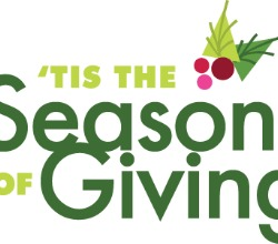Tis the season for giving!