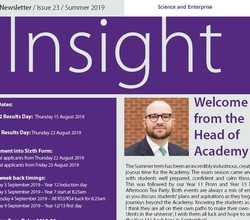 H A Bromley - Insight Issue 23