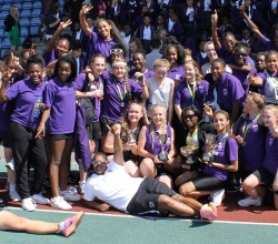 HGABR Wins Federation Girls Sports Day!
