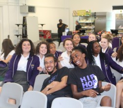 The Hip Hop Shakespeare Company visits HGABR