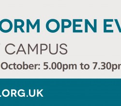 HGABR Sixth Form Open Evening