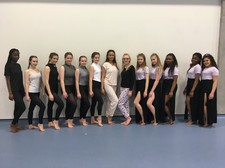 A level dance performance hbr