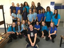 Hbr jr dance company performing at rws for sid 2019 1
