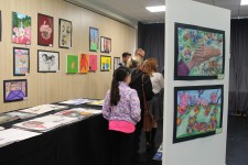 Art GCSE Exhibition 2015-16 (10)
