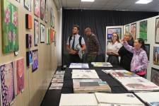 Art GCSE Exhibition 2015-16 (14)