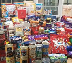Foodbank Donations - Keep Them Coming!