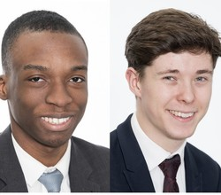 Cambridge Offers for Sixth Formers Dan and Tobi